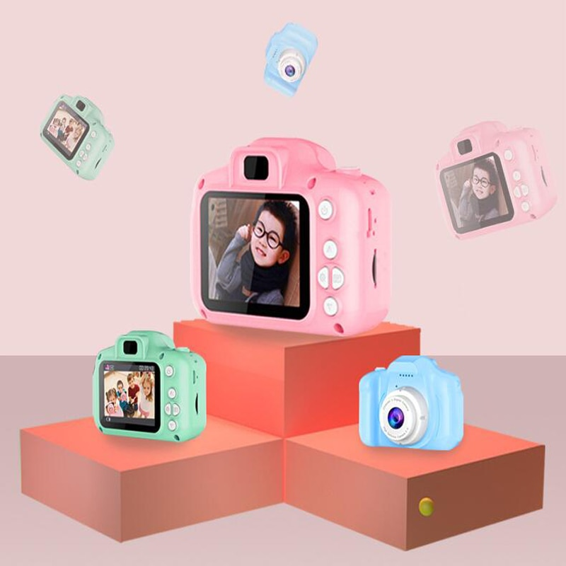 Kid's Mini Digital Toy Camera