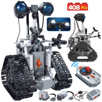 RC Robot Building Blocks Set