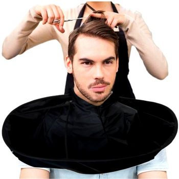 Hair Cutting Cape for Salon Barber and Home